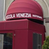 Photo taken at Piccola Venezia by Thomas P. on 3/24/2013