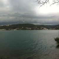 1/19/2013 tarihinde Ilker B.ziyaretçi tarafından Anadolu Kavağı'de çekilen fotoğraf