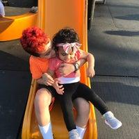 Photo taken at Juniper Valley Park Playground by Cindy P. on 2/21/2018