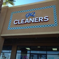 Photo taken at GQ Cleaners by Sharon K. on 12/8/2012