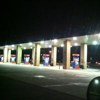 Photo taken at GetGo Gas Station by Alberto R. on 12/24/2012