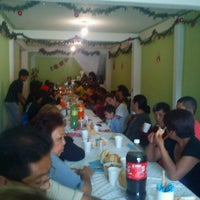 Photo taken at Centro Cristiano Peniel Cuautitlan by Alma K. on 12/16/2012
