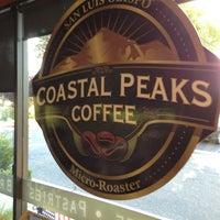 Photo taken at Coastal Peaks Coffee by Christine P. on 9/3/2013