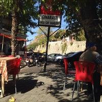 Photo taken at Çınaraltı Aile Çay  Bahçesi by Emin D. on 10/30/2016