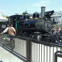 Photo taken at Knott's Berry Farm by Becky R. on 6/8/2013