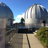 Photo taken at Chabot Space & Science Center by Nate G. on 11/26/2012
