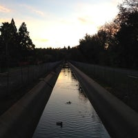 Photo taken at Contra Costa Canal Regional Trail by Nate G. on 12/8/2012
