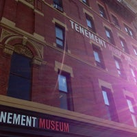 Photo taken at Lower East Side Tenement Museum by Dawn R. on 6/19/2013