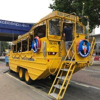 Photo taken at London Duck Tours by Didier J. on 8/22/2017