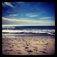 Photo taken at Ginger Rogers Beach by Paulina T. on 2/4/2013