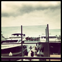 Photo taken at First Cabin @ Balboa Bay Club & Resort by Paulina T. on 6/4/2013