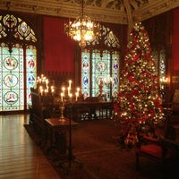 Photo taken at Marble House by Brian R. on 12/23/2012