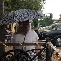 Photo taken at Windy Saddle Café by Theresa A. on 7/30/2017