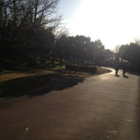 Photo taken at 白岡市総合運動公園 by Sovereign on 2/17/2013