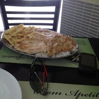 Photo taken at Restaurante Nova Geração 2 by Marcelo M. on 1/7/2013
