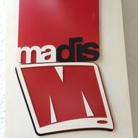 Photo taken at MADIS by Maríjo B. on 2/8/2013
