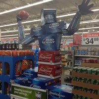 Photo taken at Walmart Supercenter by Teemu A. on 2/2/2014