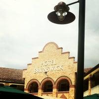 Photo taken at Hotel Brunswick by Jules on 10/8/2012