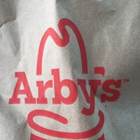 Photo taken at Arby's by Charles P. on 3/20/2016