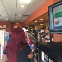 Photo taken at Dunkin' Donuts by Charles P. on 8/13/2017