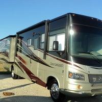 Photo taken at Mid Florida RV Rentals by Mid Florida RV Rentals on 11/3/2015