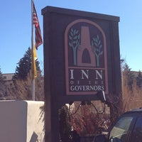 Photo taken at Inn Of The Governors by Brian M. on 1/9/2013