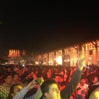 Photo taken at Centro Cultural Matucana 100 by Alejandra O. on 11/18/2012