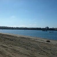 Photo taken at Fiesta Island by Vemi on 11/22/2012