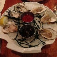 2/14/2013 tarihinde Sergey B.ziyaretçi tarafından Rick Moonen RM Seafood'de çekilen fotoğraf