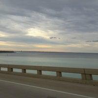 Photo taken at Destin Bay by Amanda H. on 12/23/2012
