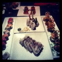 Photo taken at RA Sushi Bar Restaurant by Juan C. on 4/22/2013