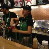 Photo taken at Starbucks Coffee by Randy P. on 1/2/2013