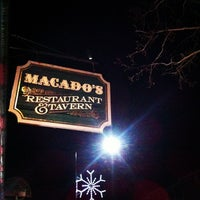 Photo taken at Macado's Restaurant and Bar by Adam G. on 11/22/2012