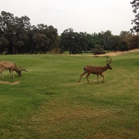 Photo taken at Bidwell Park Golf Course by Ryan O. on 8/6/2014