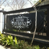Photo taken at Bistro Byronz by Hartley C. on 3/10/2013
