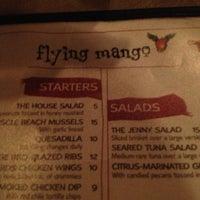 Photo taken at Flying Mango by Emily M. on 3/31/2013