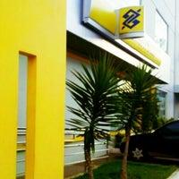 Photo taken at Banco do Brasil by Fabio P. on 1/8/2013