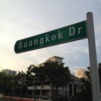 Photo taken at Buangkok Drive by Jeffrey N. on 3/4/2013