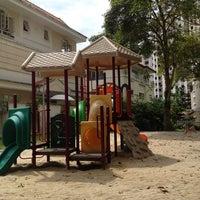 Photo taken at St Anne's Wood Playground by Jeffrey N. on 8/4/2013