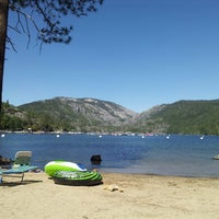 Photo taken at Pinecrest Campground by Sue P. on 6/22/2013