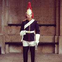 Photo taken at Horse Guards Parade by Ria G. on 10/20/2012
