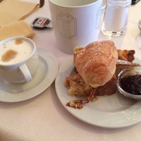 Photo taken at Hotel Alle Alpi by Silvia L. on 2/9/2014