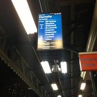 Photo taken at Strathfield Station (Platforms 7 & 8) by Yudi D. on 3/21/2013