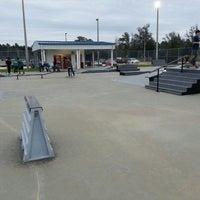 Photo taken at Pelican Skatepark by Ryan F. on 2/24/2013