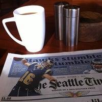 Photo taken at The Heathman Hotel Kirkland by Nancy L. on 10/1/2012