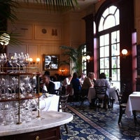 Photo taken at Bouchon Bistro by Nancy L. on 10/16/2012