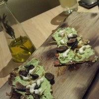 Photo taken at Leaf Vegetarian Restaurant by Jennifer S. on 5/26/2013