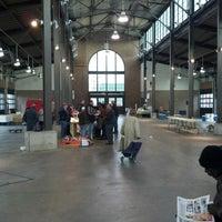 Photo taken at Eastern Market by Jennifer S. on 11/10/2012