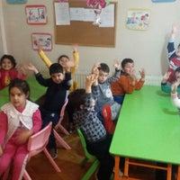 Photo taken at Ateşböceği Anaokulu by muge g. on 1/18/2016
