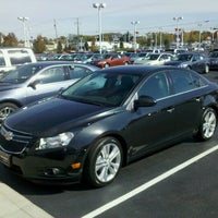 """Photo taken at Sweeney Buick GMC by Pat """"Donnie"""" D. on 10/13/2012"""